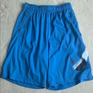 FINAL SALE Boys Nike athletic shorts!